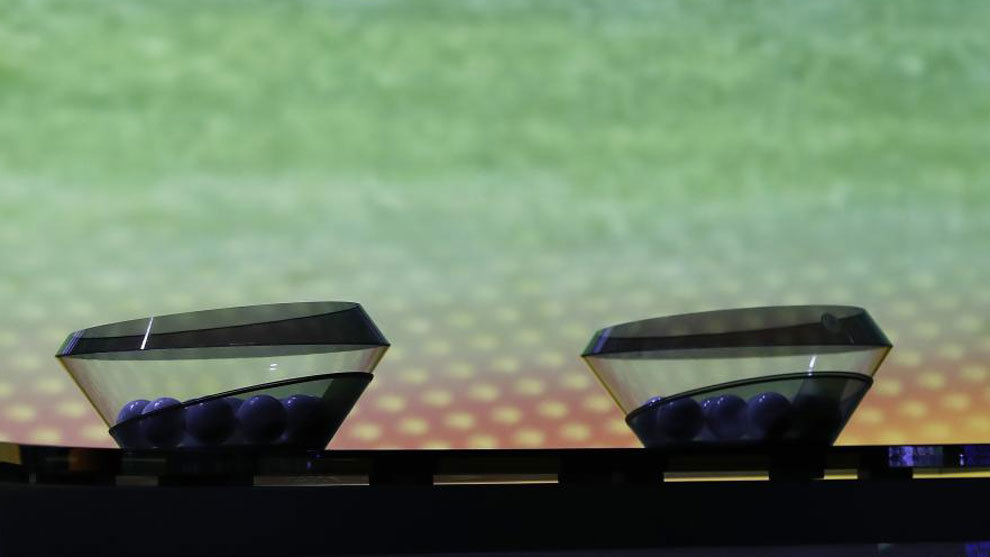 UEFA set date and time for Champions League and Europa League draws