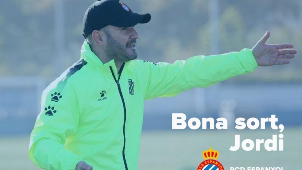 El Espanyol destituye al entrenador del Femenino, Jordi Ferrón