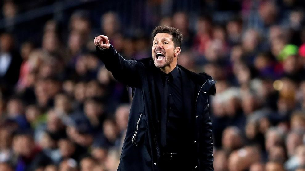 Simeone is a nightmare for Barcelona... but he's never beaten them