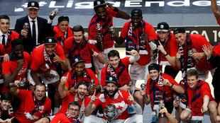 El Baskonia es el nuevo rey del baloncesto español