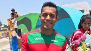 Isaac Palma tiene la marca en 50km en los Juegos Olímpicos