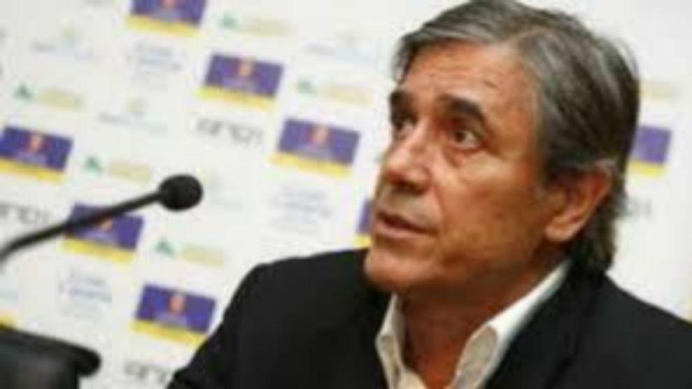 El Granca prescinde de un clásico: Berdi Pérez se va tras acabar contrato