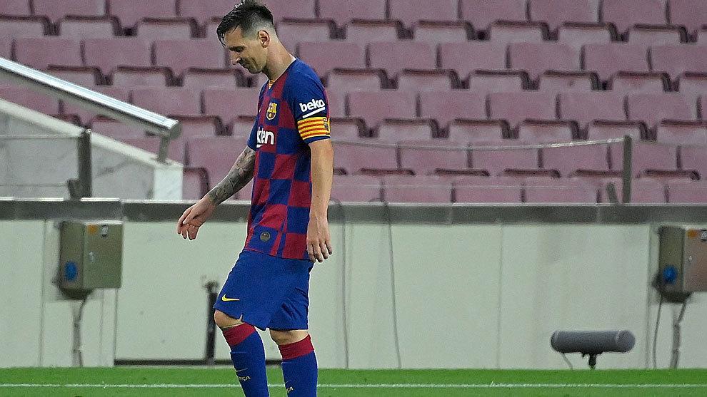 El Barça necesita cambiar de ciclo