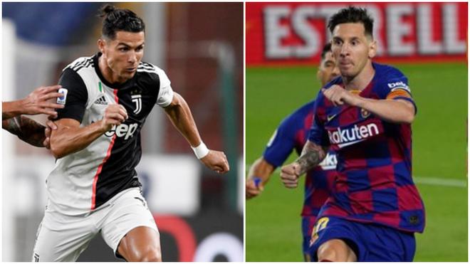 Cristiano / Messi