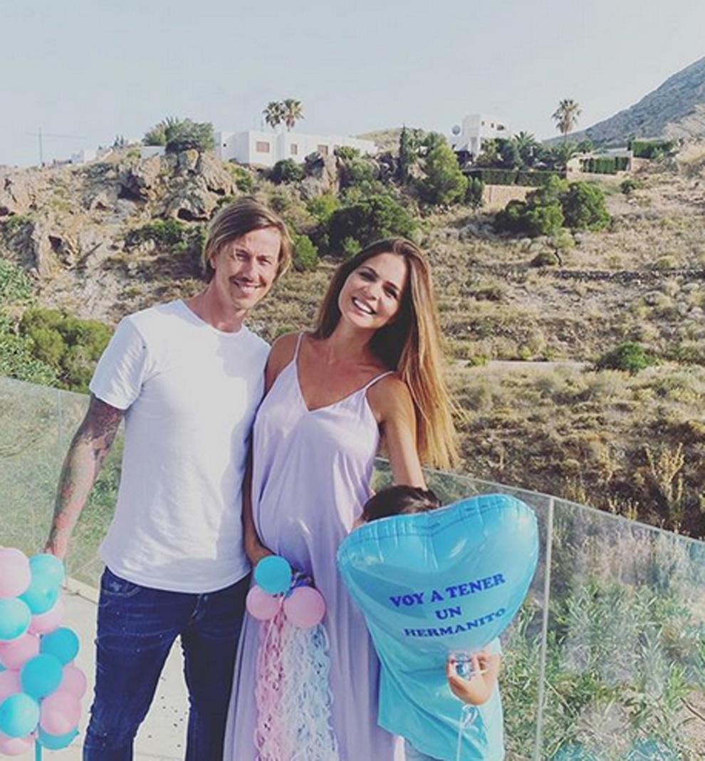 Guti y Romina Belluscio anuncian que volverán a ser padres