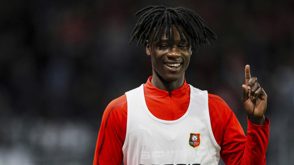 Maurice: Rennes will not accept 80 million euros from Real Madrid for Camavinga