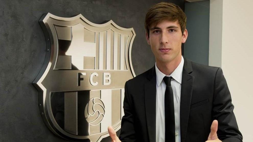 Juan Miranda returns to Barcelona