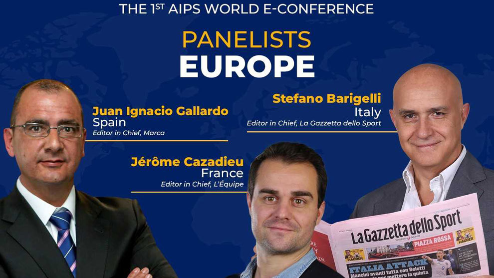 Cumbre mundial de Prensa deportiva