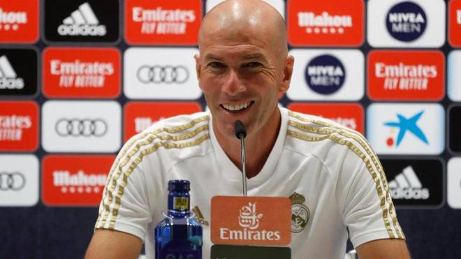 LaLiga: Zidane reacts as Real Madrid open two-point gap ahead of Barcelona