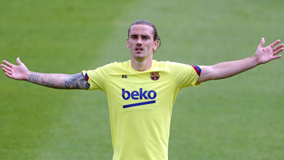Griezmann heads list of last summer's most disappointing big money signings