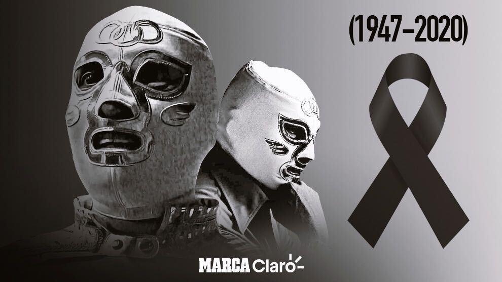 Muere El Audaz, luchador mexicano.