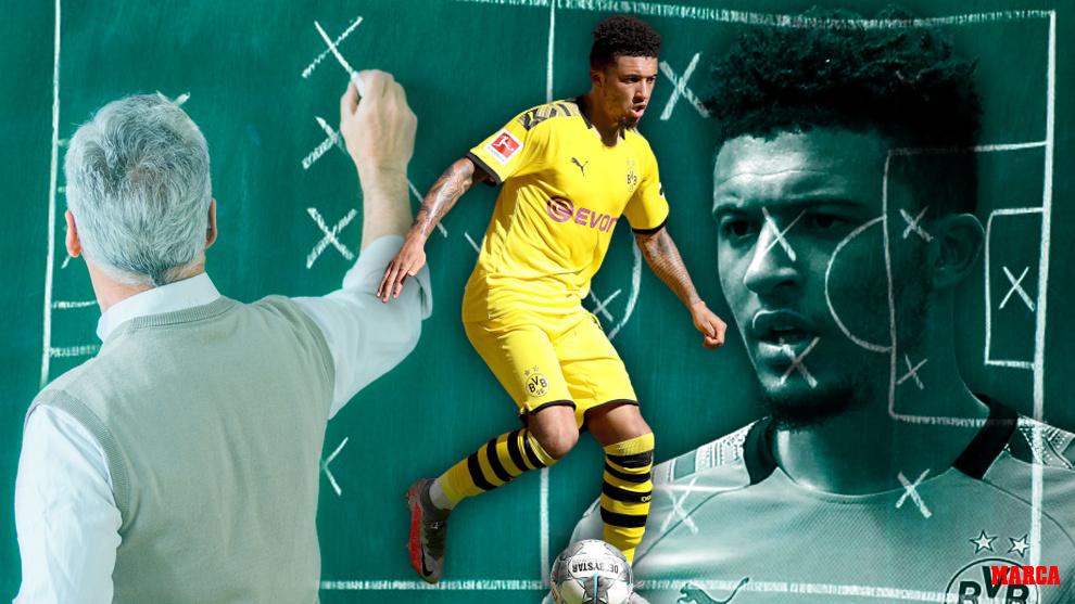Las cualidades de Jadon Sancho que le convierten en un jugador imprescindible