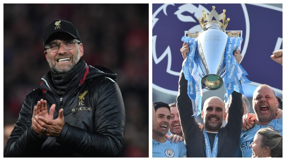 Klopp vs Guardiola: Time for a guard of honour