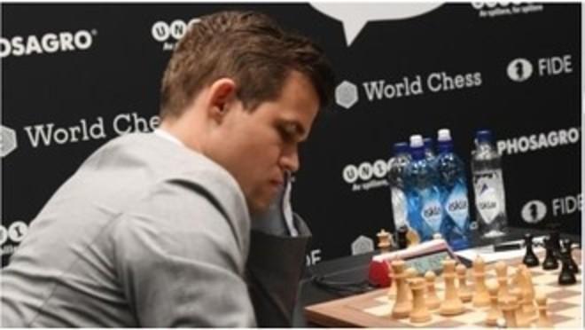 Carlsen, clasificado con brillantez para la final del Chessable Masters