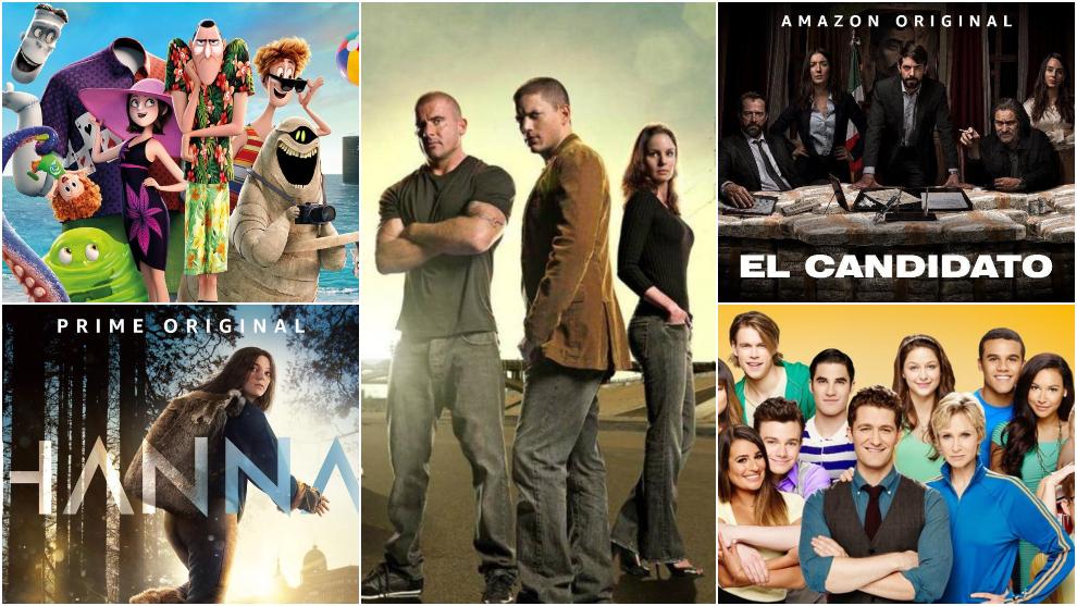 Nuevas series y películas en Amazon