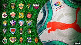 Clasificación de Segunda: el Almería se acerca al ascenso directo