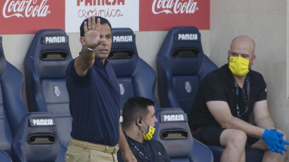 """Calleja, tras ganar al Betis: """"Claro que creo en la Champions"""""""