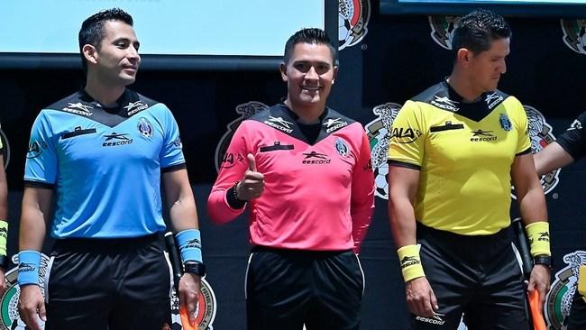 Rumbo al Apertura 2020, los árbitros se preparan para el regreso a...