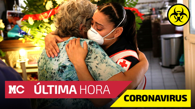 Coronavirus México hoy 2 de julio   Curva de contagios.