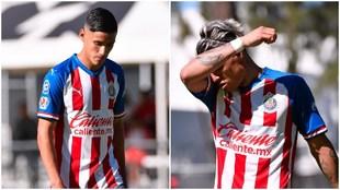 Ambos futbolistas están descartados para enfrentar al Atlas en la...