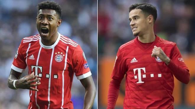 Transfer Market LIVE: The latest on Alaba, Coutinho, Aubameyang, Sancho and Sane