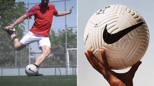 El futurista balón con el que Nike quiere cambiar el fútbol: todo comenzó con el 'Jabulani'...