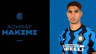 El Madrid traspasa a Achraf al Inter con derecho de tanteo