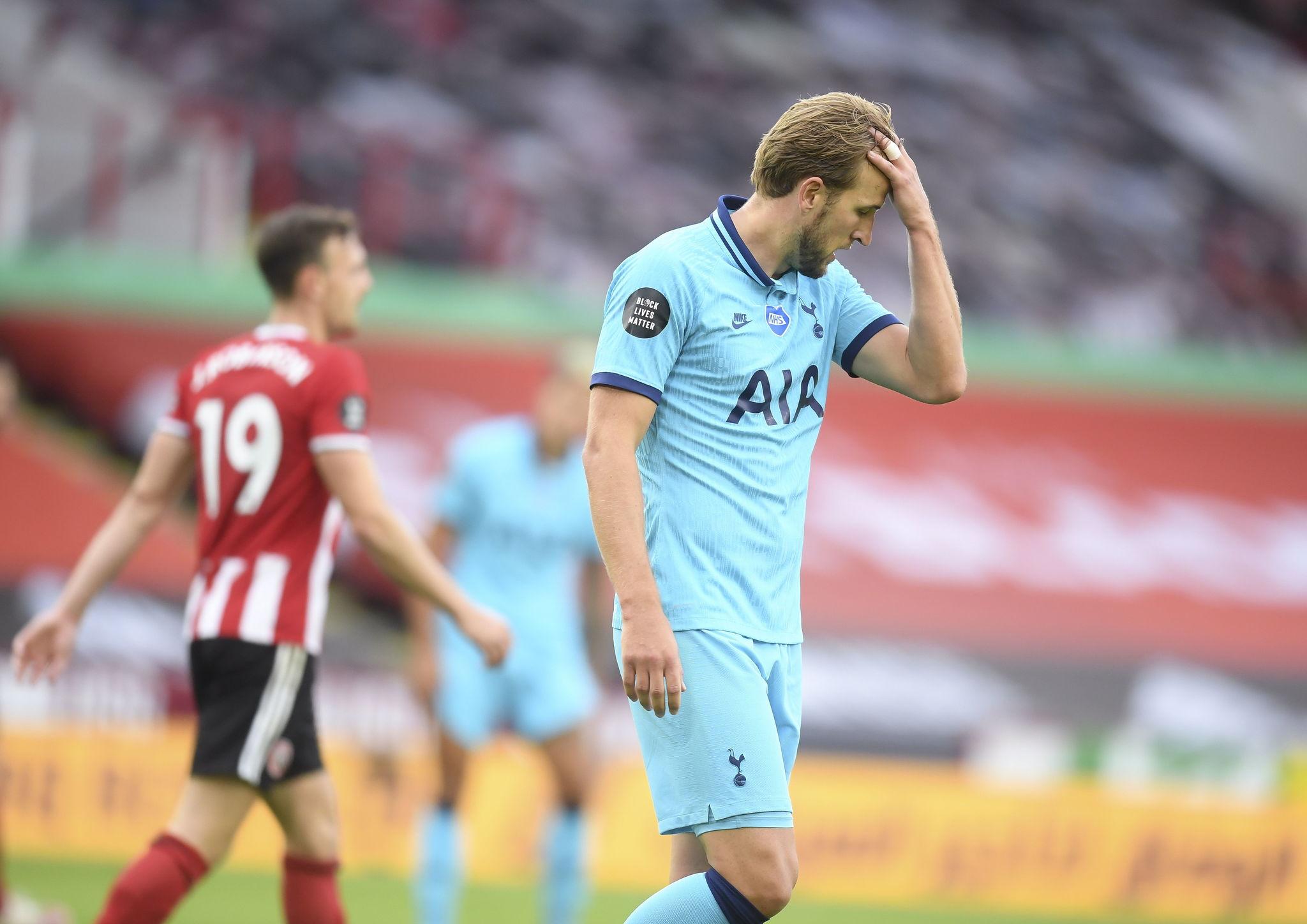 Sheffield Utd vs Tottenham El Tottenham se complica su presencia ...