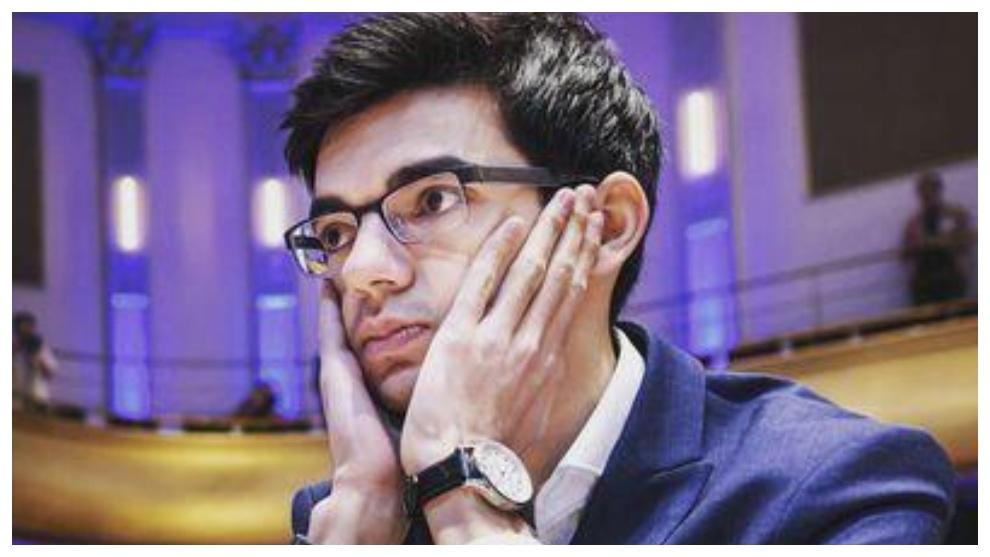 El holandés Giri, finalista en el Chessable Masters.
