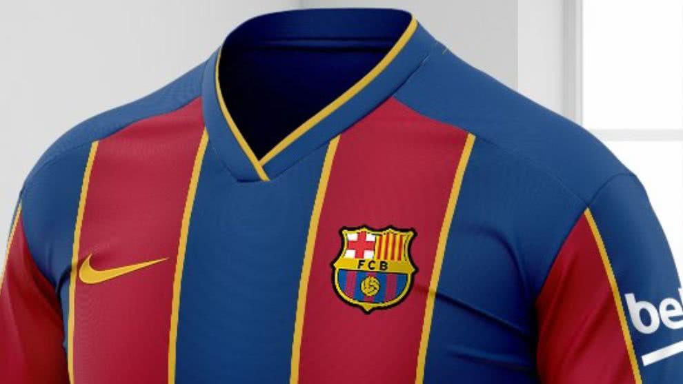 Nike recall Barcelona shirts due to colour fading