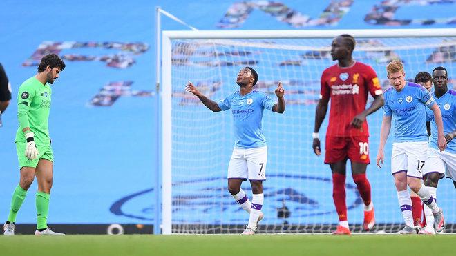 Manchester City vs Liverpool: Manchester City golea al Liverpool y le  abolla la corona en Etihad   MARCA Claro México