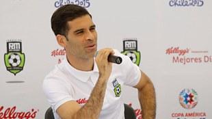 Rafa Márquez en desacuerdo de eliminar el descenso.