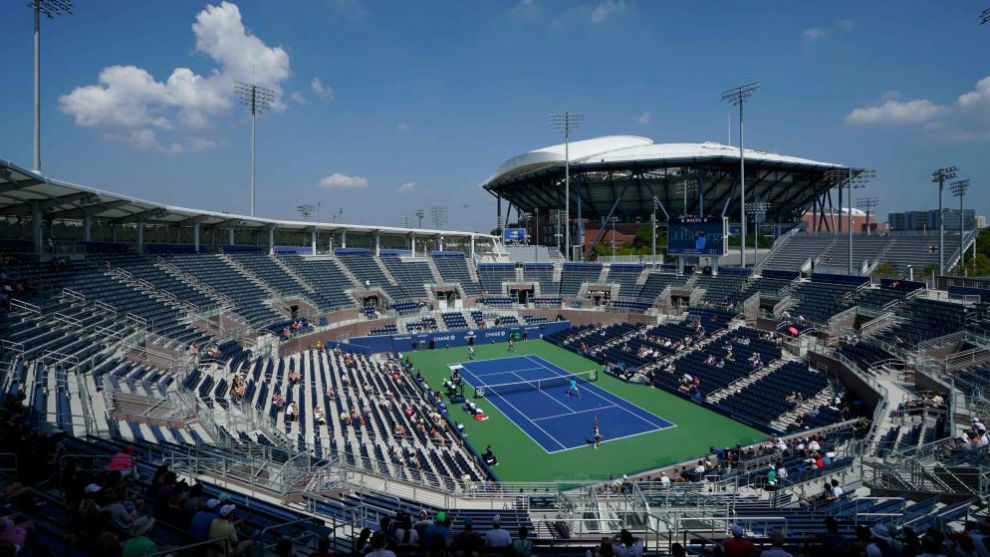 Las instalaciones del Billie Jean King Tennis Center