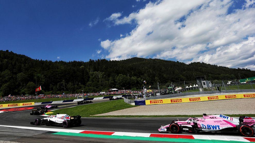 Arranca el campeonato mundial de Fórmula 1 conel GP de Austria de F1.