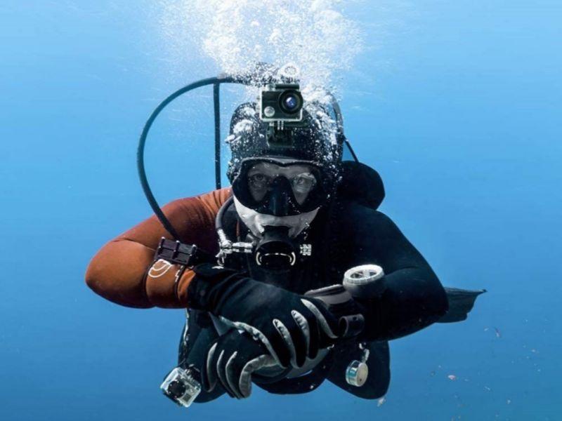 GoPro tiene competencia: las mejores cámaras deportivas desde 23 euros y los accesorios más vendidos