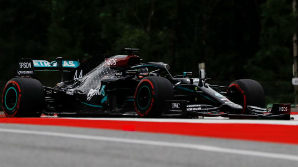 GP Austria F1 2020: Resultados de los entrenamientos libres 1.