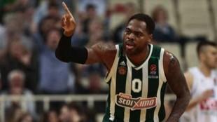 Deshaun Thomas, uno de los jugadores del Panathinaikos que no...