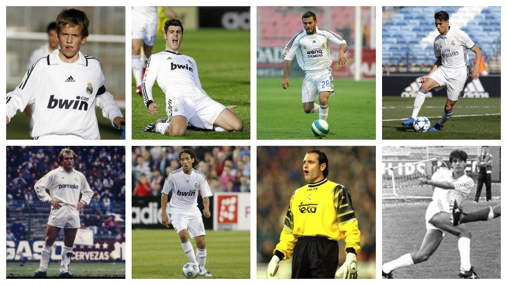 Real Madrid XI that got away: Academy graduates that succeeded elsewhere