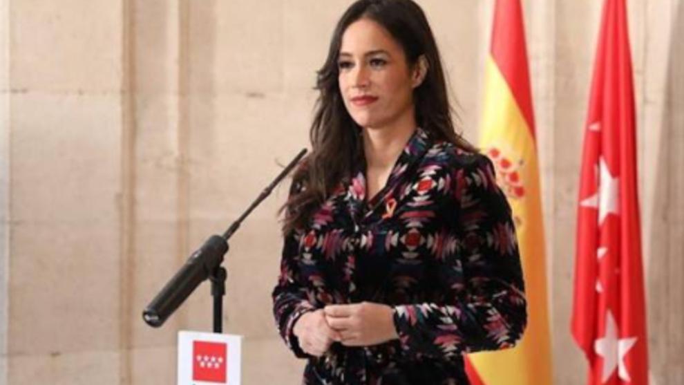 Begoña Villacís, vicealcaldesa de Madrid.