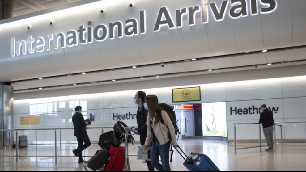 Reino Unido elimina la cuarentena para los pasajeros españoles.