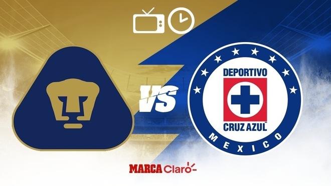 Pumas vs Cruz Azul hoy en vivo: Horario y dónde ver la primera jornada de la Copa GNP por México