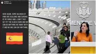 El Ayuntamiento de Valencia exige a Peter Lim que acabe el estadio con...