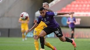 Mazatlán empató en su primer partido como equipo profesional.