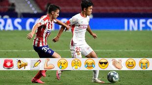 Si el Atlético tuviera el talento de Kubo...