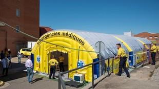 Lleida y el Segriá vuelven al confinamiento por un rebrote de coronavirus