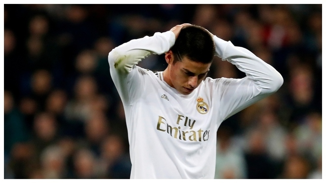 Real Madrid will forced to sell James for a cut-price fee