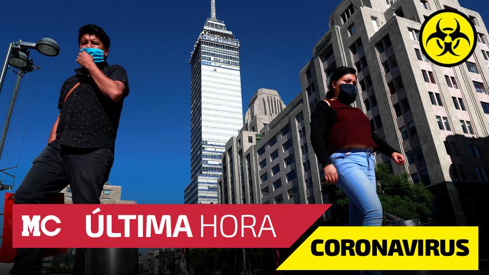 Coronavirus México en vivo 4 de julio.
