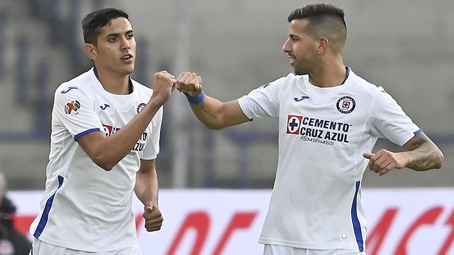 Josué Reyes marcó un doblete ante los Pumas