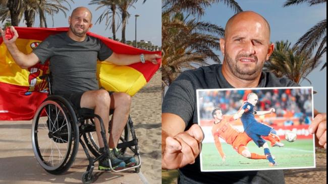 """El alto precio del gol de Iniesta: """"¿Que estoy sentado? Antes estaba de pie y me quedaban cosas por hacer"""""""