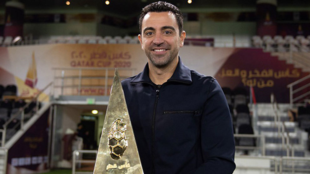 Xavi renews at Al-Sadd... but with a release clause for Barcelona